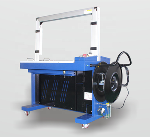 Golden supplier strapping equipment / plastic banding straper / strapping machines automatic