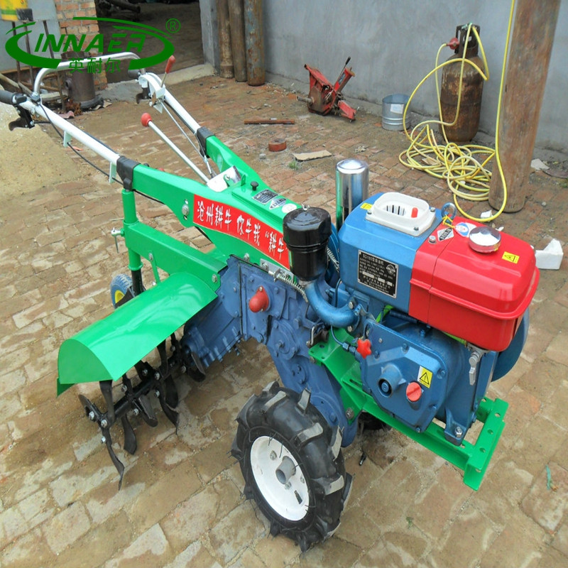 High quality the most stable rotary cultivator diesel for farmland