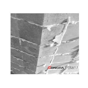 High Strength Heating Furnace Precast Refractory Shapes