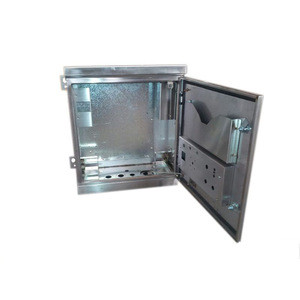 Indoor Outdoor Electrical Box Gas Meter Metal Cabinet