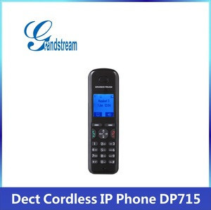 IP Phone Grandstream DP715 with 5 sip and low price