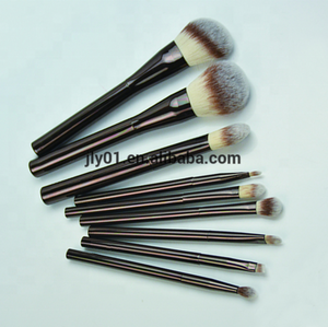 JLY online sale high quality makeup brushes easy to hold for painting face beauty tools synthetic hair brushes blend toll
