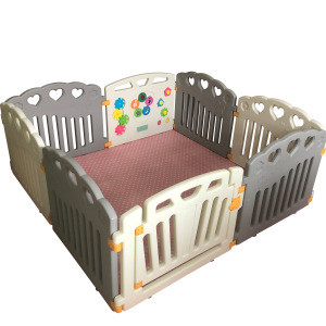 Large safety  plastic playpen with EN71 for child