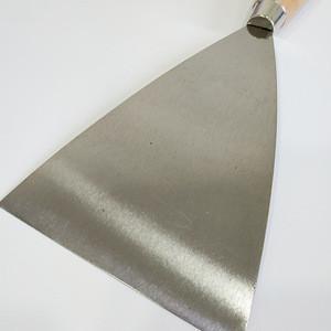 Master D31016 Hotsale in Europe Free sample stiff blade wooden handle putty knife/scraper