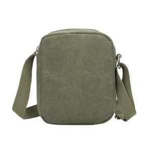 Messenger Bag Canvas Shoulder Cross Body Bag for Men