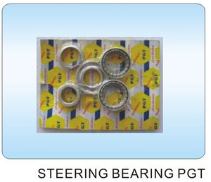 MOTORCYCLE PARTS STEERING BEARING PGT
