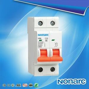 NB8 3 Amp Iso9001 Circuit Breaker