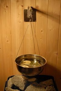 Oceanic Fragrance Herb Bowl Sauna Room Aroma