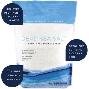 OEM Spa Dead Sea Mineral Bath Salt Body Shower Clean and Care Skin
