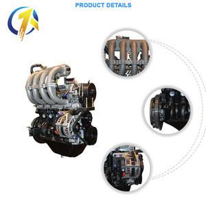 Original Chery 1100cc Displacement Fuel Save Gasoline Engine, Car Engine For Sale