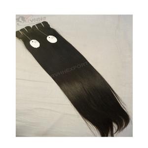 Raw 9A Remy Indian Humanhair Straight Natural Hair