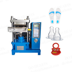 Silicone shoe sole injection moulding forming machine