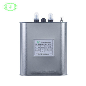 Single phase low voltage  0.25V 10Kv supply electric power saver  capacitor