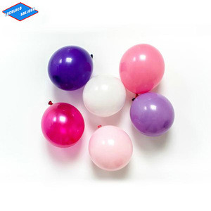 Standard customized 12 inch different color latex balloon
