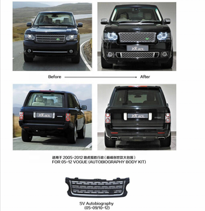SV Autobiography for 05-12 Range Rover Vogue Body Kit