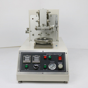 Universal Shoe Wear Tester Stoll Abrasion Tester