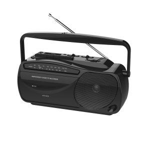 W-222 Cassette Radio player