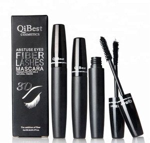 Waterproof Makeup 3D Fiber Mascara