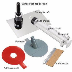 Windshield Repair Kits Car Window Repair Tools Windscreen Glass Scratch Crack Restore Window Screen Polishing Car-styling