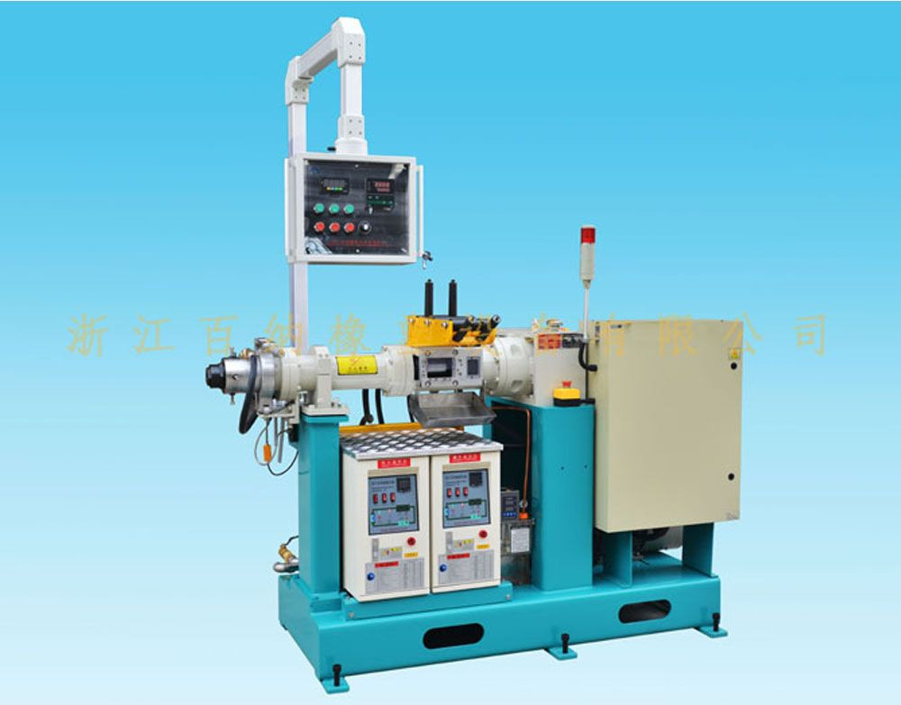 Ȼ50mm12D Rubber Extrude Machine