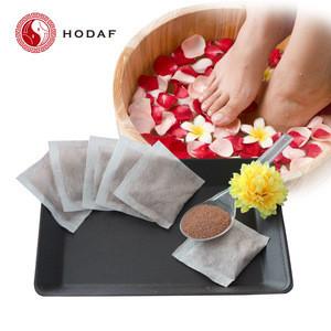 100% natural OEM Herbal Foot bath powder