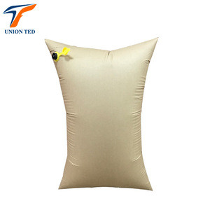 1200*2100mm 2ply kraft paper mega valve  AAR leve 1  air dunnage bag for container