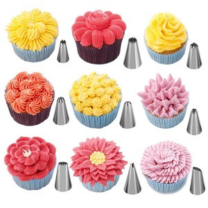 314PCS/Set Multifunction Cake Turntable Set Cake Decorating Tools Kit Pastry Nozzle Fondant Tool Kitchen Dessert Baking Supplies