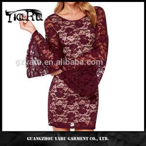 African design korean fashion sheath dresses wholesale cotton mexican dress wrap skirt guangzhou woman lace clothing