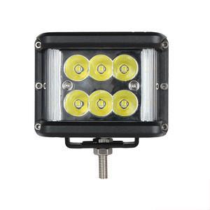 Auto Lighting System 4 inch 60w Fog Light Driving Led Work Light