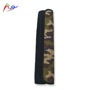Customized Adjustable Car Shoulder Pad Soft 3mm Insulated Neoprene Bag Shoulder Pads of Strap