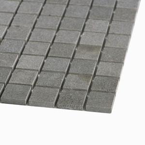 Dark basalt square Mosaic 305*305mm