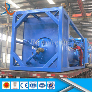 High quality buffer storage tank / pressure vessel / nitrogen gas buffer tank
