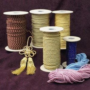 High Quality Sewing Golden Thread with various colors made in Japan