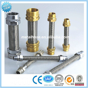 High quality stainless steel corrugated metal hose for central air conditioning system