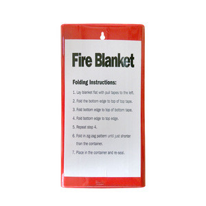 High Strength Fire Blanket For Welding