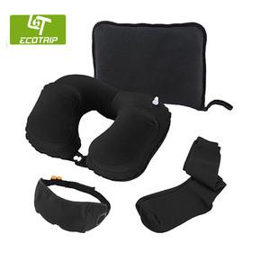 Hot selling cheap price wholesale sleeping travel kit
