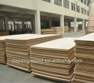 Melamine faced blockboard 1220*2440mm(4*8),Malacca ecological board