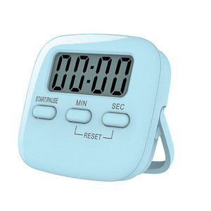 Mini digital Kitchen Timer Magnetic Kitchen CountDown Timer with three color options