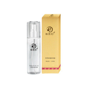 Moisturizing Hydrating Lightening rose water hydrosol Facial care products OEM/ODM