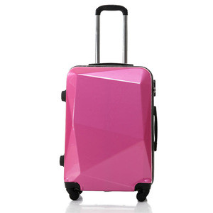 New design light weighted PC/ABS Trolley travel case