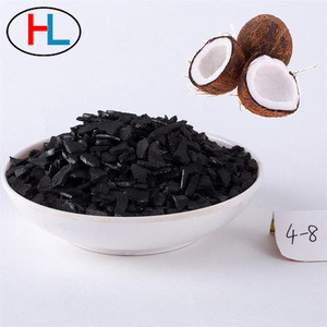 Petrochemical psa hydrogen production granular coconut shell activated carbon