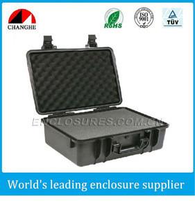 Plastic waterproof tool Case