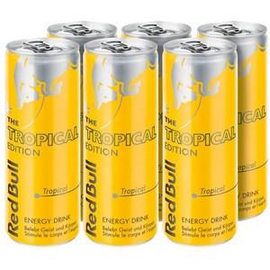Red Bull Energy Drink Tropical Edition 250ml(RedBull)