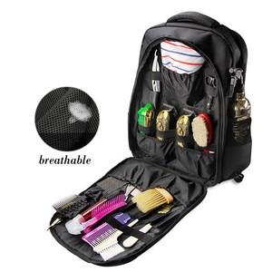 Styling Accessories Storage Bag Professional Hairdressing Barber Tools Bag Hairdresser Backpack For Men