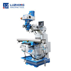 Taiwan Variable Speed Milling Head  5H Vertical Turret Milling Machine