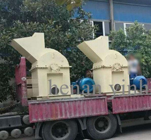 Wood sawdust machine hammer mill for wood crusher
