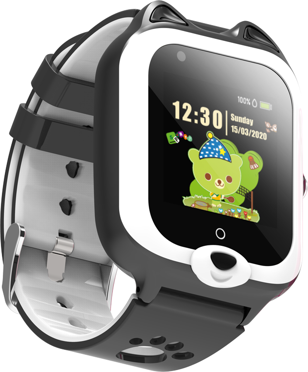 Import kids' smart watch phone gps waterproof cute watch for kids 5-10 from China