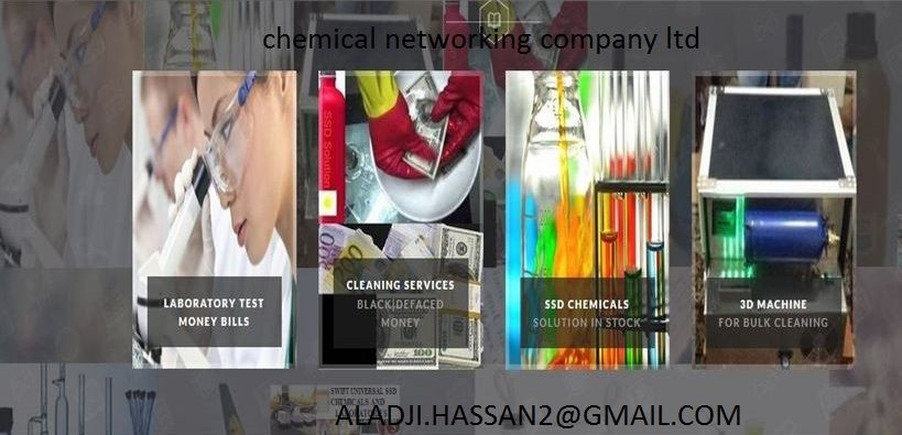 Ssd solution chemical and activation powder for sell