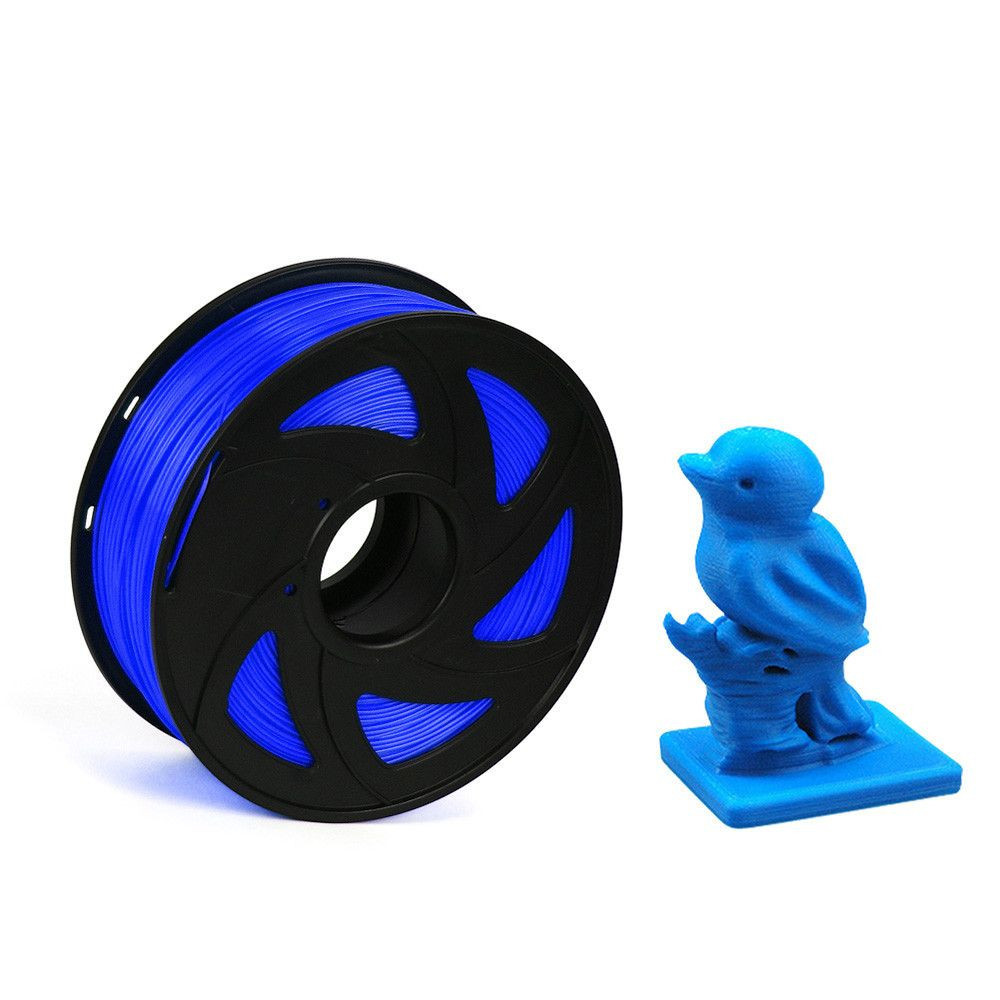 Colorful 3D Printer filament with 1.75mm diameter and 1KG/roll