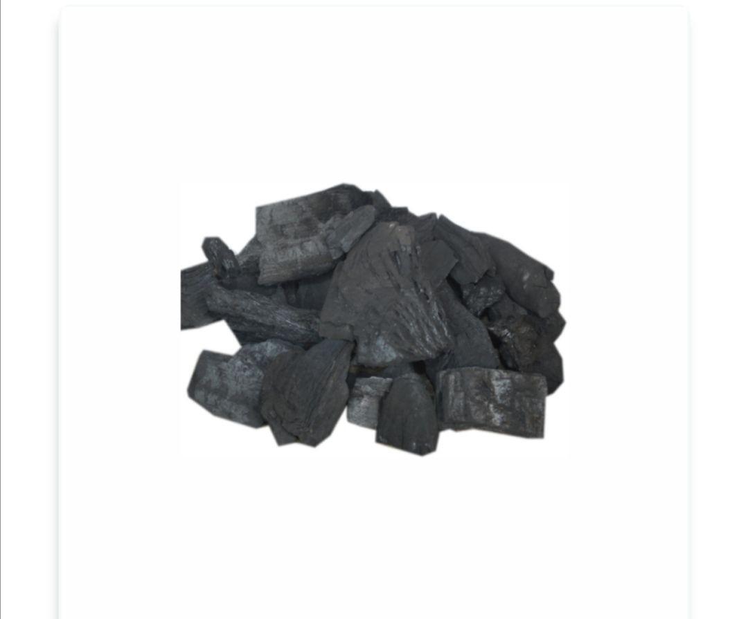No smell, No spark, Low ash, No smoke, Easy ignite, Long lasting burn natural charcoal.
